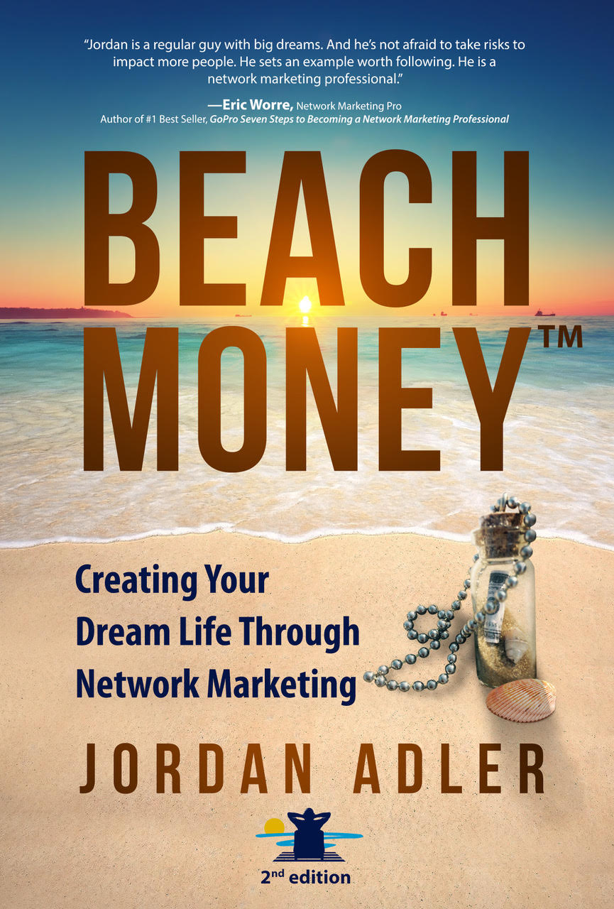 beach money book by jordan adler