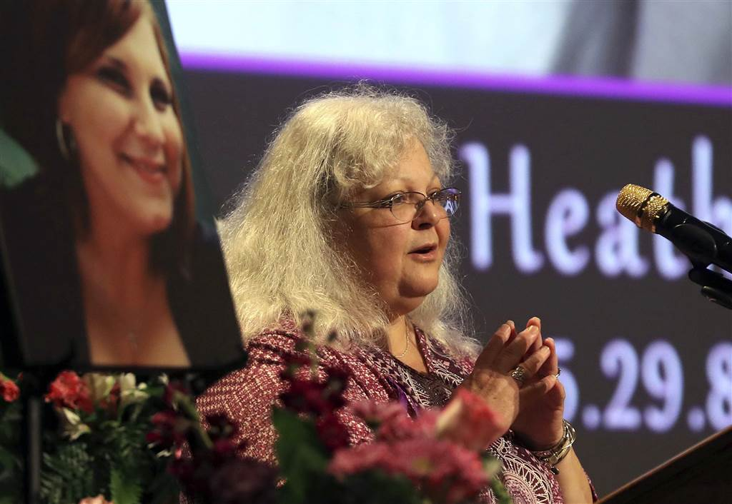 Heather Heyer 2