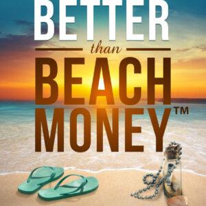 better than beach money book by jordan adler