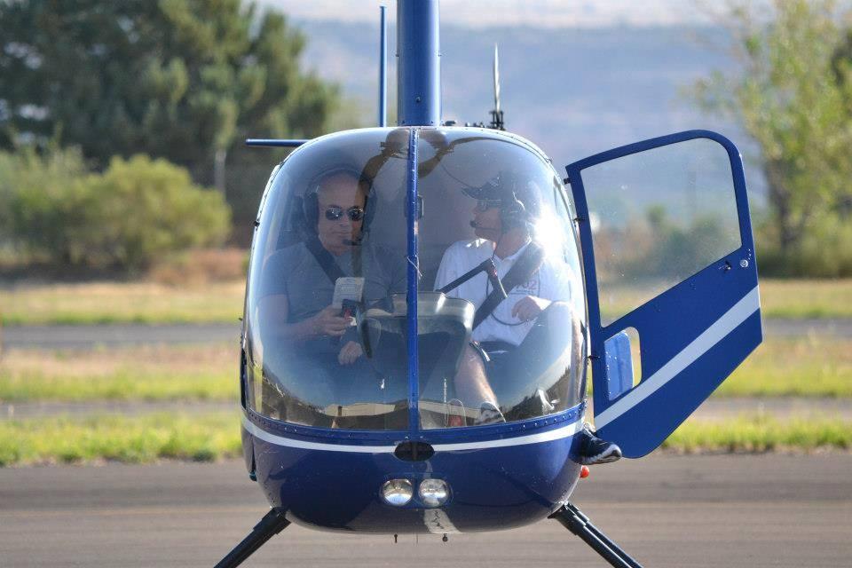 jordan adler helicopter pilot