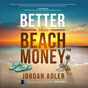 audio book better than beach money