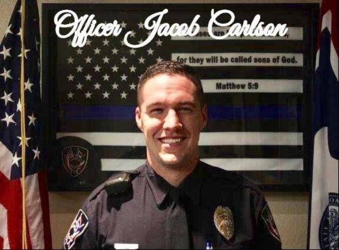 Jacob Carlson - Casper Police Officer