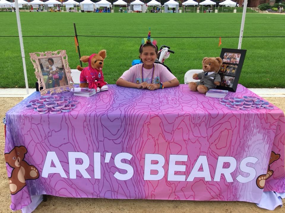 Ari's Bears 1